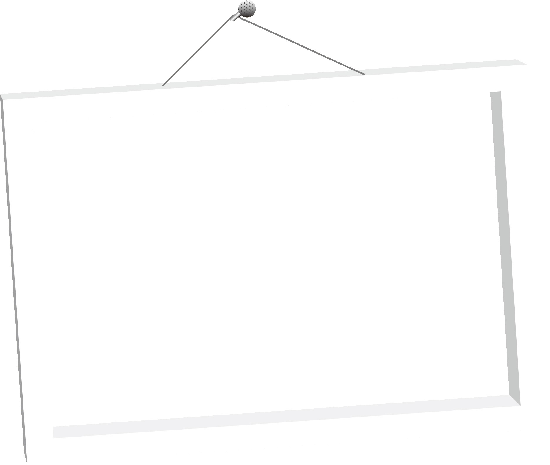 フレーム囲い枠のイラストno377額縁フレーム白無料のフリー素材集
