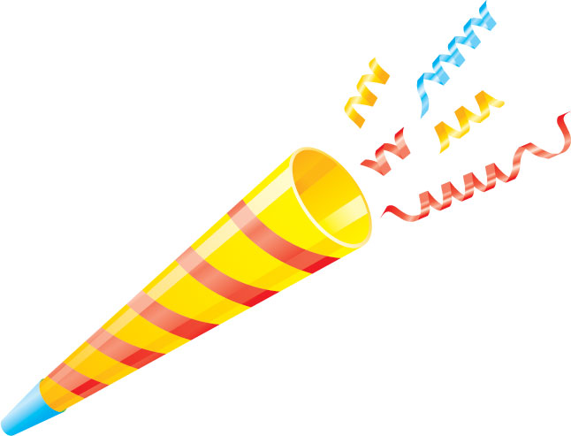 Birthday Blower Png