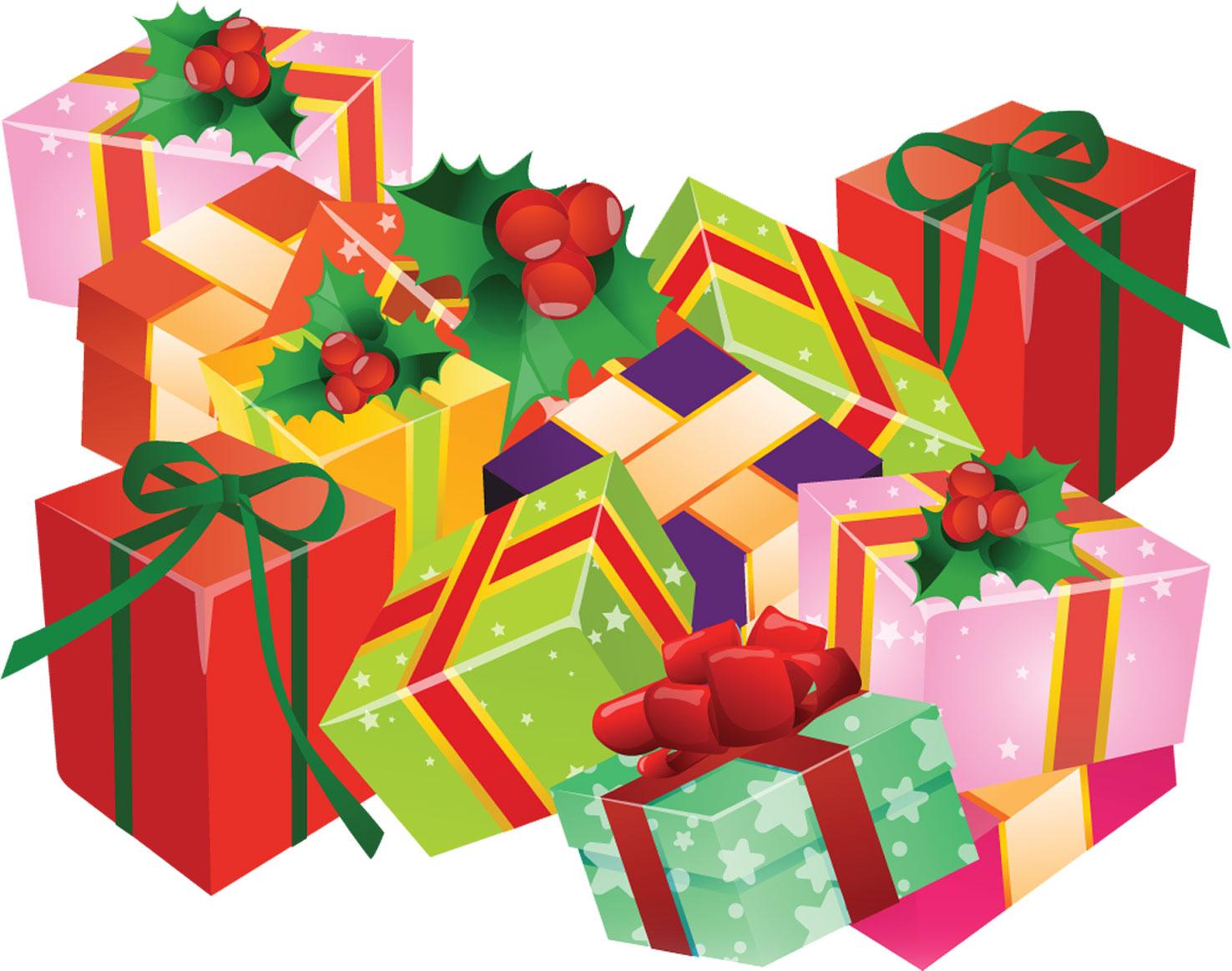Анимация картинка подарок