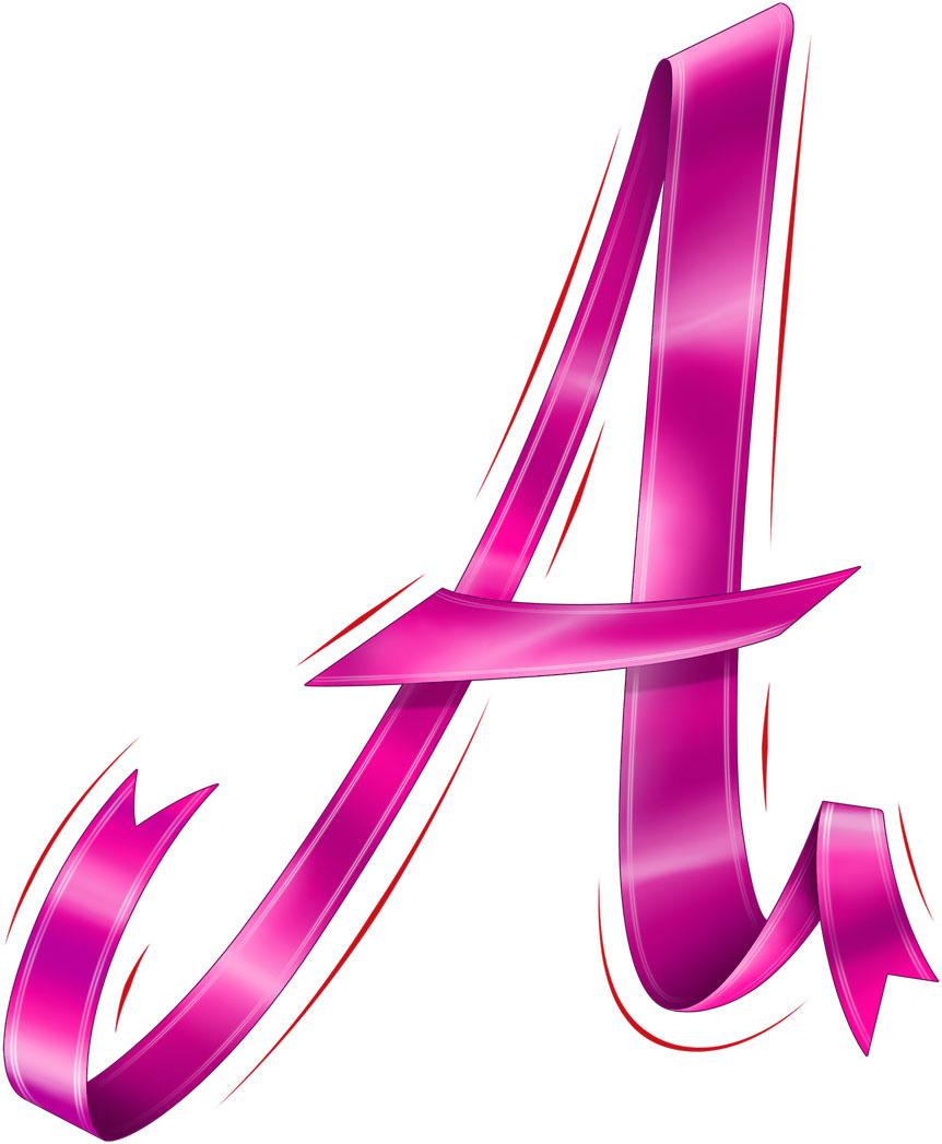 無料 アルファベット表 無料 : ... 無料素材No.073『赤紫リボンの