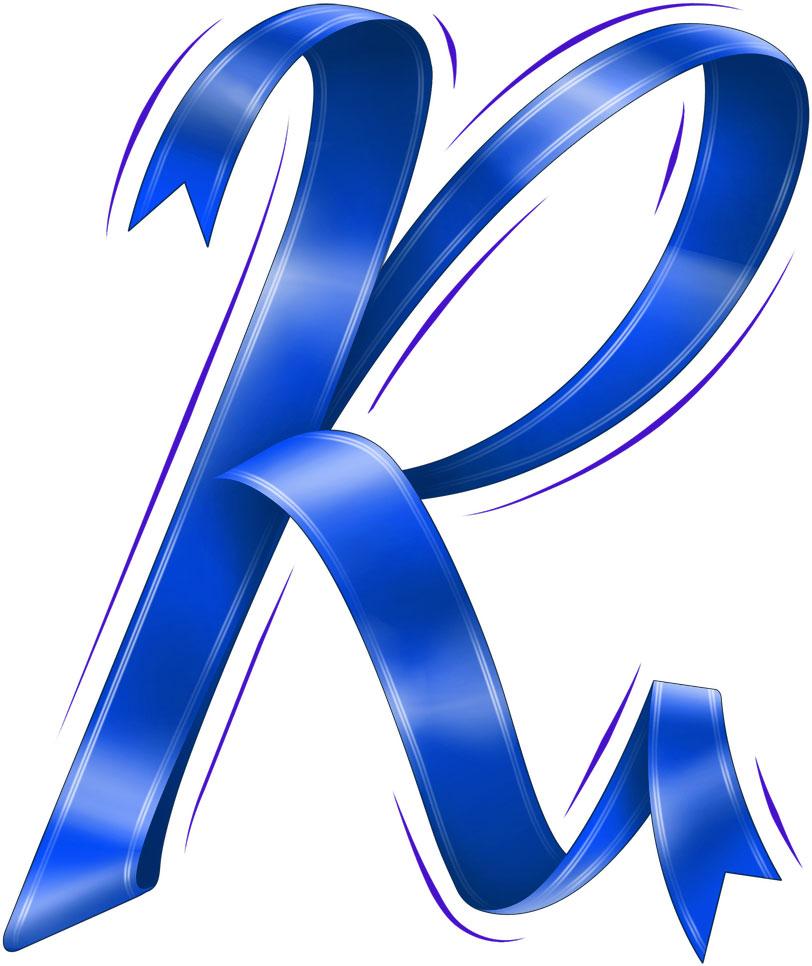 リボン文字のイラスト・画像 ... : 英語 アルファベット表 : 英語