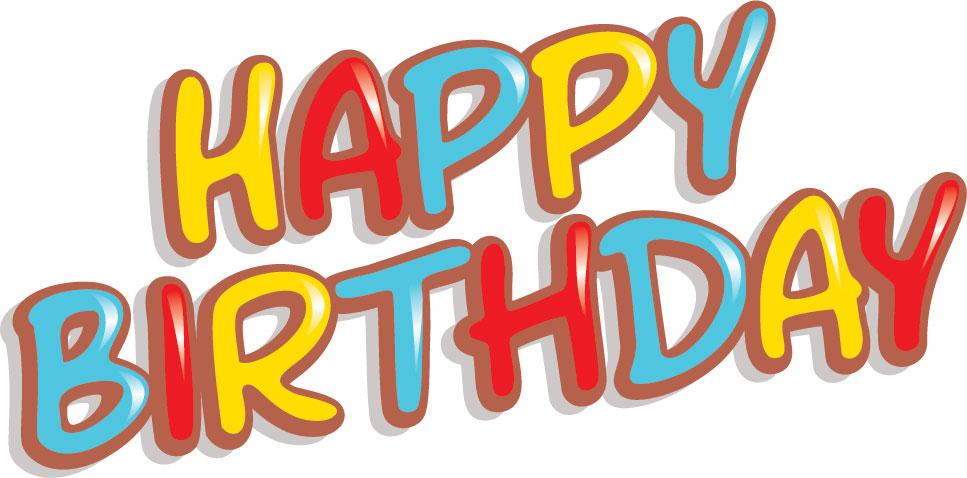 Картинки девушки поздравляют с днем рождения