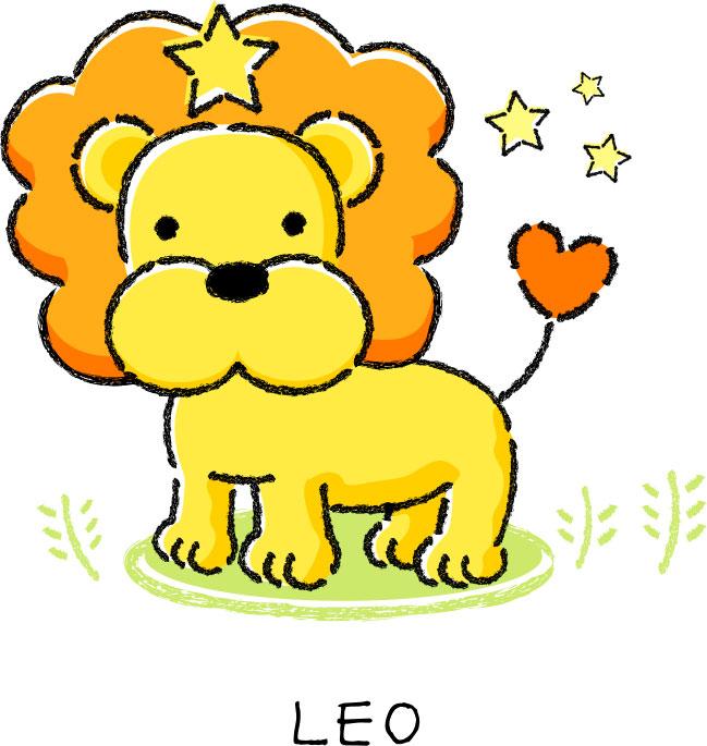 画像サンプル-星座:獅子座