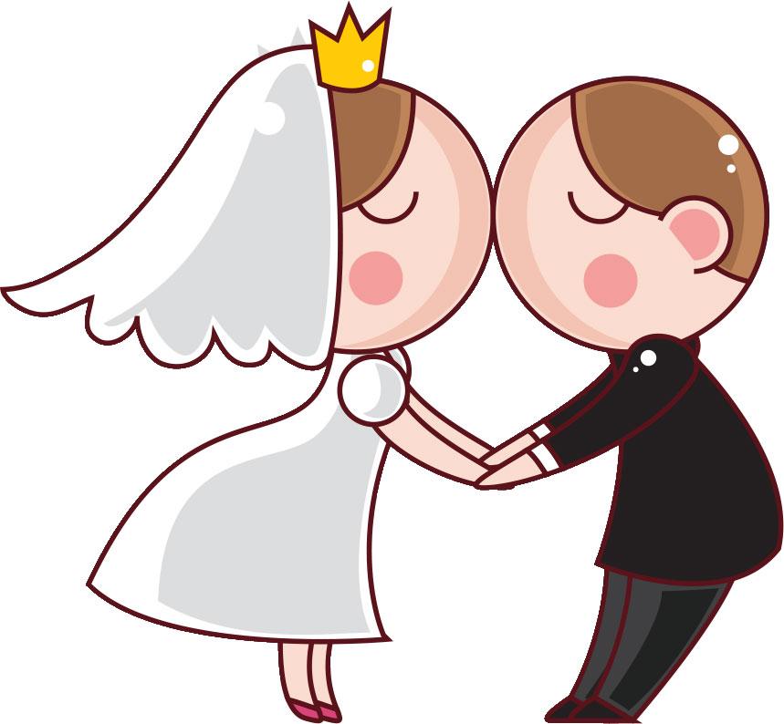 Свадебные картинки прикольные рисованные для гостей