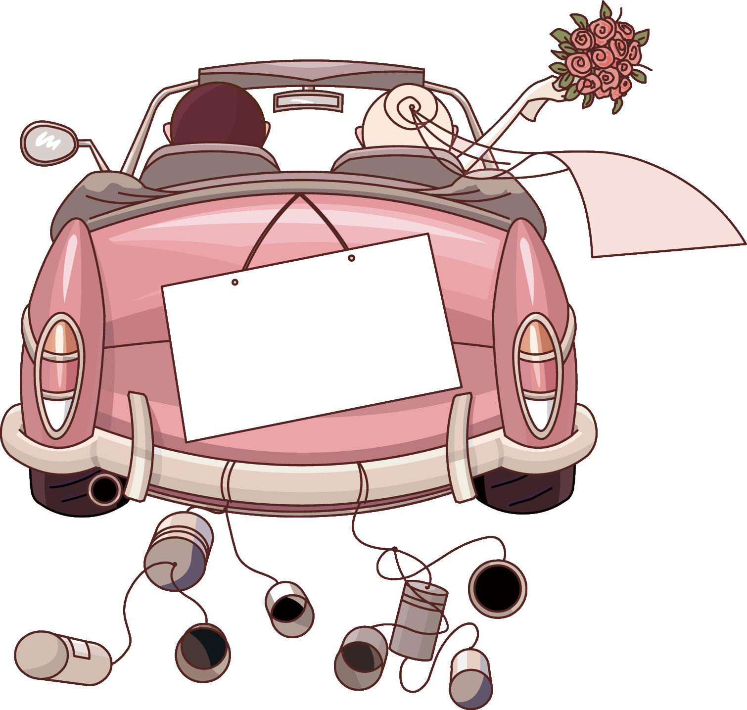 just married auto vorlage kostenlos  tippsvorlage