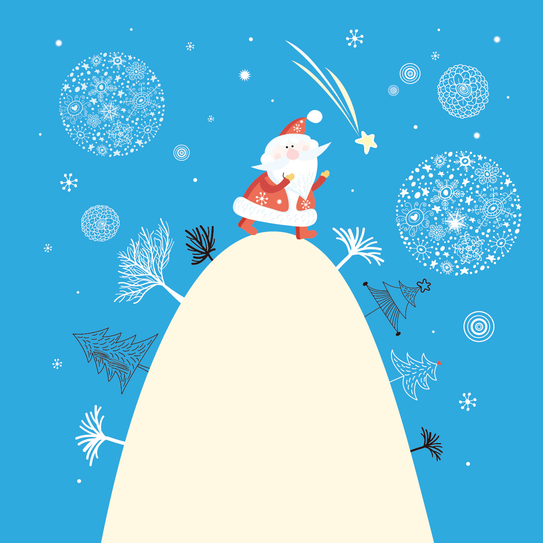 クリスマスのイラスト 無料のフリー素材集 花鳥風月