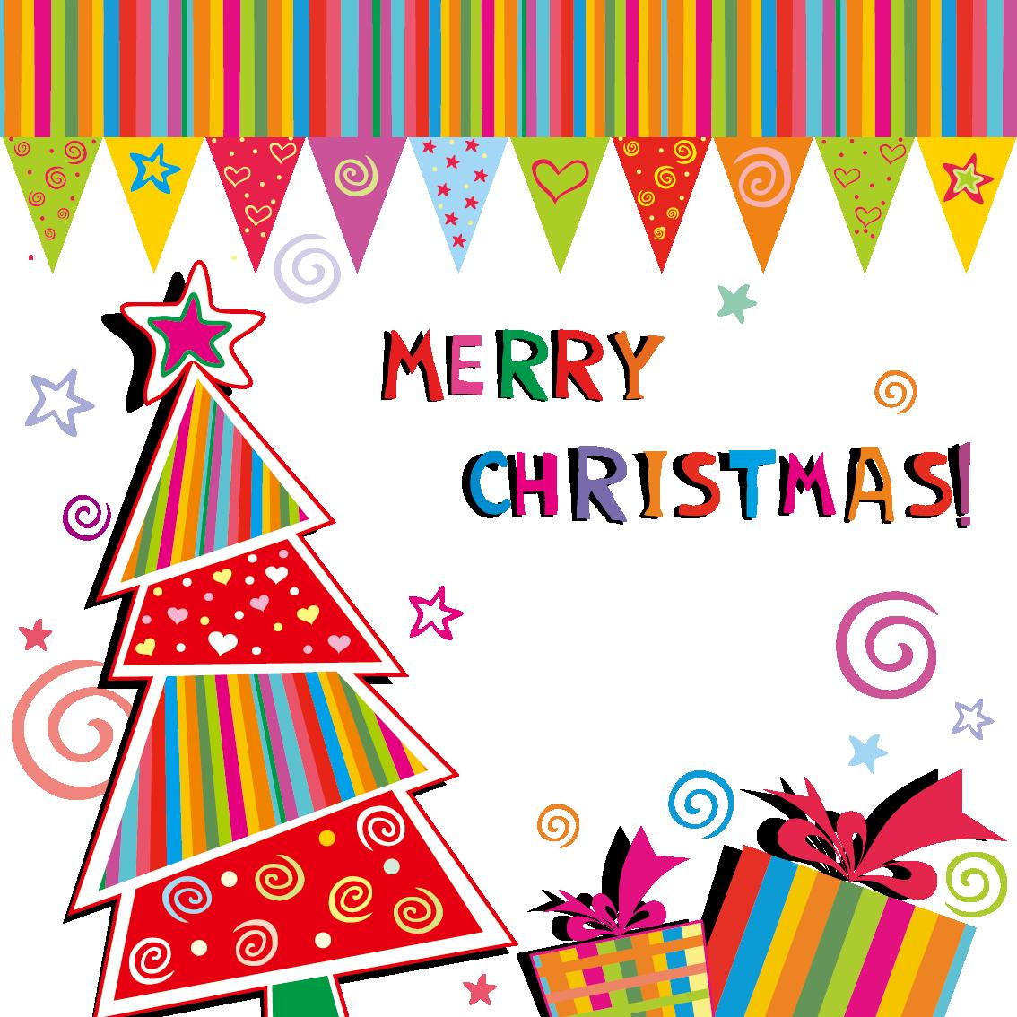 Pin クリスマス イラスト フリー ... : はがき かわいい : すべての講義