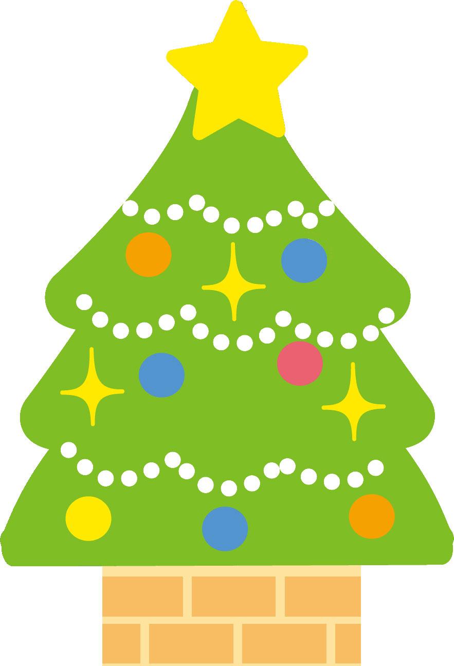 クリスマスツリーの画像 p1_3